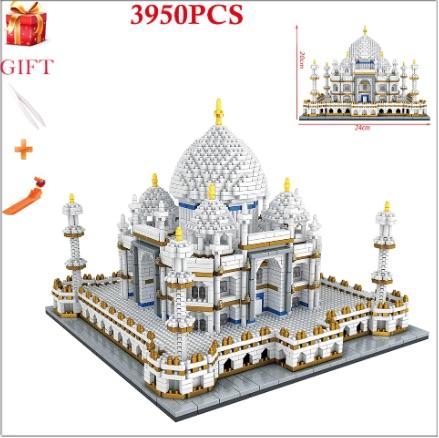 Nanoblocks Taj majal